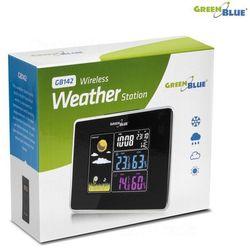 Bezprzewodowa stacja pogodowa GreenBlue GB142, MULSPGB142