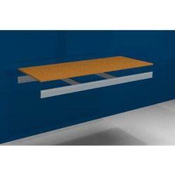 Unbekannt Dodatkowa półka, z trawersami i płytą wiórową, szer. x gł. 1500x600 mm.