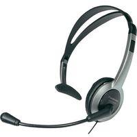Słuchawka do telefonów  kx-tca430/rp-tca430 srebrna marki Panasonic