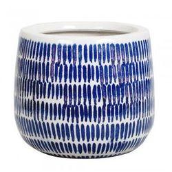 Ceramiczna osłona na donicę Conva`l L