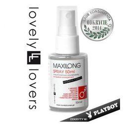 Lovelylovers Maxilong spray 50ml szybkie, mocne powiększenie penisa, kategoria: powiększanie penisa