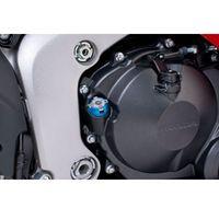Korek wlewu oleju  do motocykli honda / kawasaki / ducati (niebieski) marki Puig