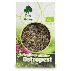 OSTROPEST PLAMISTY ZIARNO BIO 100 g - DARY NATURY - produkt z kategorii- Przyprawy i zioła