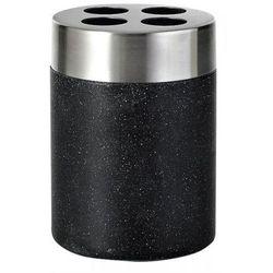 Stone kubek na szczoteczki z konglomeratu, black 22010210 marki Ridder
