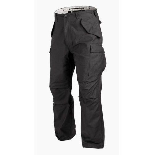 Spodnie Helikon M65 czarne r. XL (regular) - produkt z kategorii- spodnie męskie
