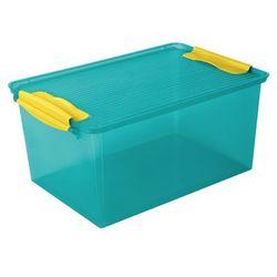 Branq Pojemnik system box 30 l. [niebieski]