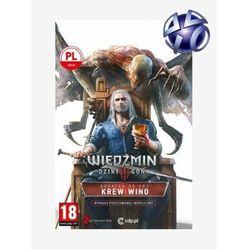 Wiedźmin 3 III Dziki Gon: Krew i Wino PL - Klucz - produkt z kategorii- Kody i karty pre-paid