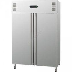 Stalgast szafa chłodnicza 2 drzwiowa ze stali nierdzewnej gn 2/1 1311 l