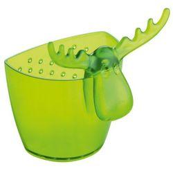Koziol Zaparzacz do herbaty rudolf - kolor zielony,