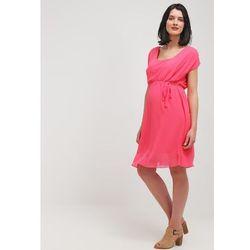 MAMALICIOUS MLNEW Sukienka letnia rouge red