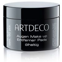 Odličovače očí Artdeco make-up remover waciki do demakijażu (eye make-up remover pads oily) 60 szt.