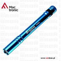 Latarka długopisowa Mactronic Nu Trail 02 UV (PHH0062) - 390 Nm, UV LED, bateryjna AA, klips - sprawdź w wyb