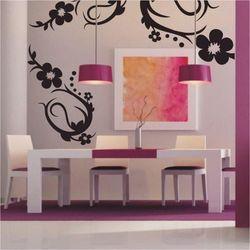 Deco-strefa – dekoracje w dobrym stylu Kwiaty 96 szablon malarski