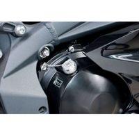 Korek wlewu oleju PUIG do motocykli Honda / Kawasaki / Ducati (srebrny)