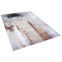 Dywan beżowy 160 x 230 cm krótkowłosy TRABZON (4260624112916)