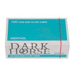 Gilzy dark horse menthol 100 szt wyprodukowany przez Bista ltd.