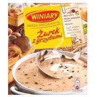 53g standard zupa żurek z grzybami marki Winiary