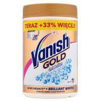 Vanish  625g gold white odplamiacz do białych tkanin w proszku