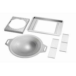 Bartscher Zestaw nadstawka wok, 5,5 l | , tb1100