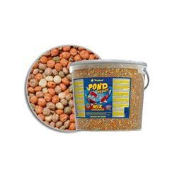 Tropical pond pellet mix size m (worek 1000ml/100g) (5900469411247)