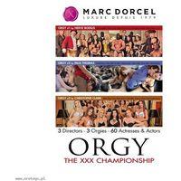 DVD Marc Dorcel - Orgy the XXX championship