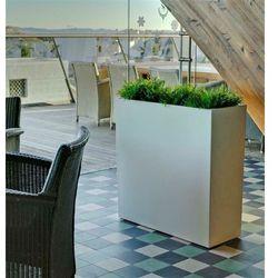 New garden donica junco 80 c biała - led