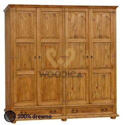 Szafa hacienda 12 [4d +2s] marki Woodica