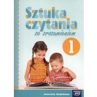 Szkoła na miarę. Klasa 1. Sztuka czytania ze zrozumieniem. Materiały dodatkowe (2012)
