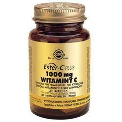 S.Ester-C Plus wit.C 1000mg*30 tabl. (artykuł z kategorii Witaminy i minerały)