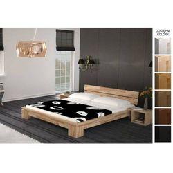 łóżko drewniane barcelona 200 x 200 marki Frankhauer