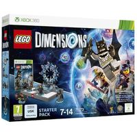 Warner brothers entertainment Lego dimensions zestaw startowy mamy! xbox 360