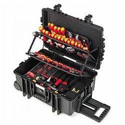 Wiha Zestaw narzędzi dla elektryków Competence XXL II zestaw mieszany w skrzynce narzędziowej 115-cz. (42069) (4010995420697)