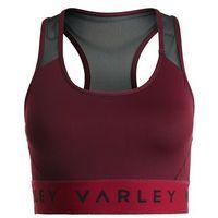 Varley CLIFFSIDE SPORTS Biustonosz sportowy raspberry (0841980123385)