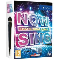 Now Sing na PlayStation4