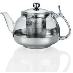 Dzbanek z filtrem do parzenia herbaty i stalowym uchwytem Kuchenprofi 1,2L (KU-1045812800)
