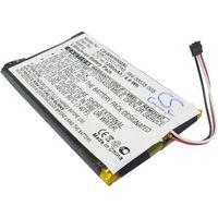 Navigon 40 Easy / 8390-ZC01-0780 1200mAh 4.44Wh Li-Polymer 3.7V (Cameron Sino), CS-NAV4000SL