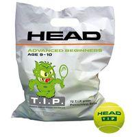 Head T.I.P. Green Polybag - 72 szt.