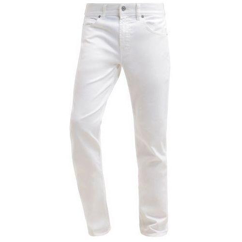 7 for all mankind SLIMMY Jeansy Slim fit rinsed white - produkt dostępny w Zalando.pl