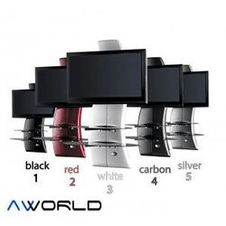 Półka pod TV z maskownicą GHOST DESIGN 2000 ze sklepu AV World