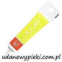 Barwnik spożywczy w żelu -  - żółty cytrynowy, marki Modecor