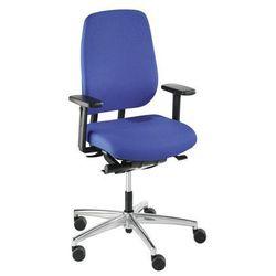 Obrotowe krzesło biurowe deltaline,kompletne wyposażenie marki Interstuhl büromöbel