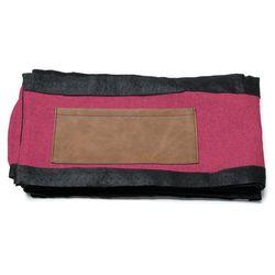 9design Pokrycie ramy łóżka hank 0x0 kolor czerwony