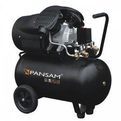 Kompresor olejowy a077060 50 litrów + darmowy transport! marki Pansam