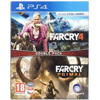 Far Cry 4 + Far Cry Primal (PS4)