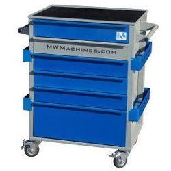 MW MACHINES Wózek narzędziowy z 6 szufladami