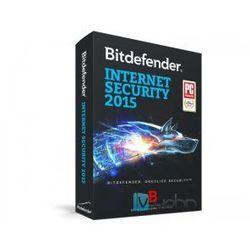 Bitdefender Internet Security 2015 PL - wersja na 5 komputerów na 2 lata, licencja elektroniczna z kategorii Programy antywirusowe, zabezpieczenia