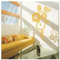 Kwiaty 28 szablon malarski marki Deco-strefa – dekoracje w dobrym stylu