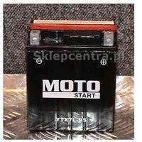 Akumulator motocyklowy Moto Start YTX7L-BS 6Ah 85A