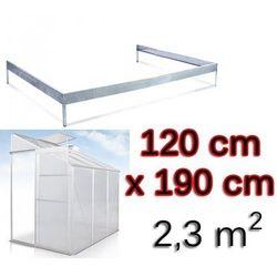 Jago Fundament szklarni baza szklarnia 2,3m², kategoria: szklarnie