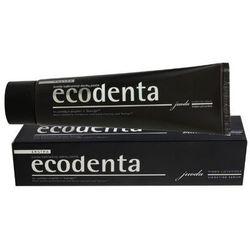 Ecodenta - pasta do zębów extra black wybielająca z węglem drzewnym i teavigo 100ml od producenta Pierwoje